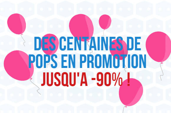 5EME ANNIVERSAIRE POP IN A BOX