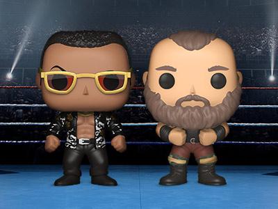 WWE POPS