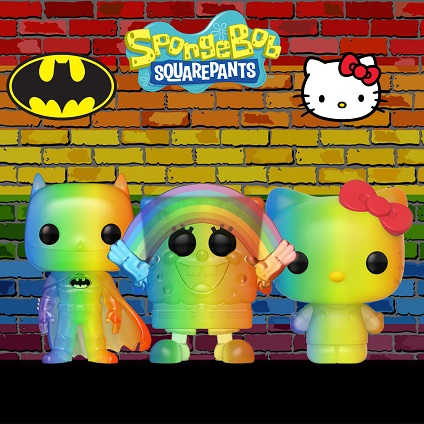 Latest Funko Pop! Releases