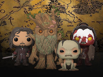 LORD OF THE RINGS POPS