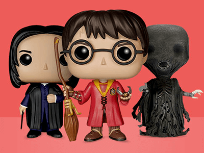 MONTHLY HARRY POTTER POPS