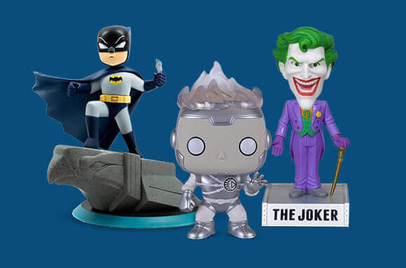 DC COMICS MYSTERY BOX NUR 28,99€!
