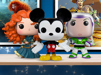 Disney Pop! Vinyl
