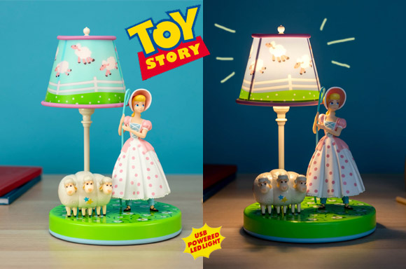 TOY STORY BO PEEP LAMP!
