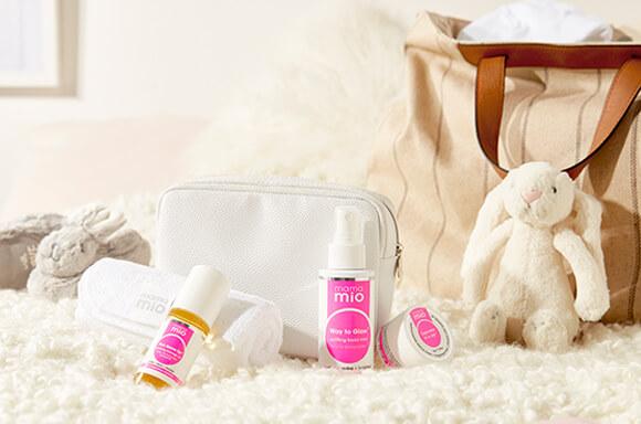 El indispensable en tu maleta del hospital: Kit Push Pack