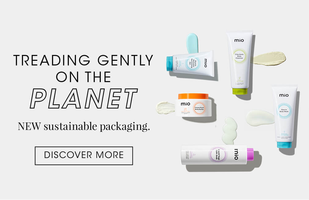 Treading gently on the planet with new sustainable packaging Discover More
