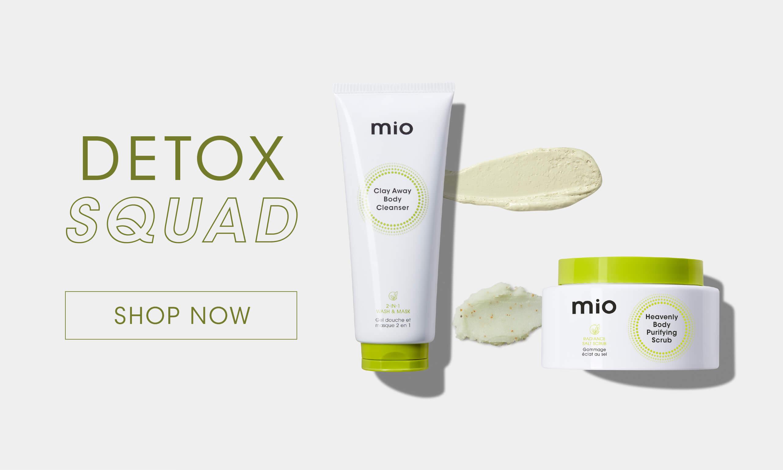 Detox Squad, Shop Now.