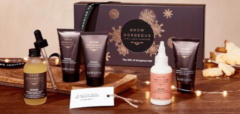 Sorteo Set de Edición Limitada Grow Gorgeous