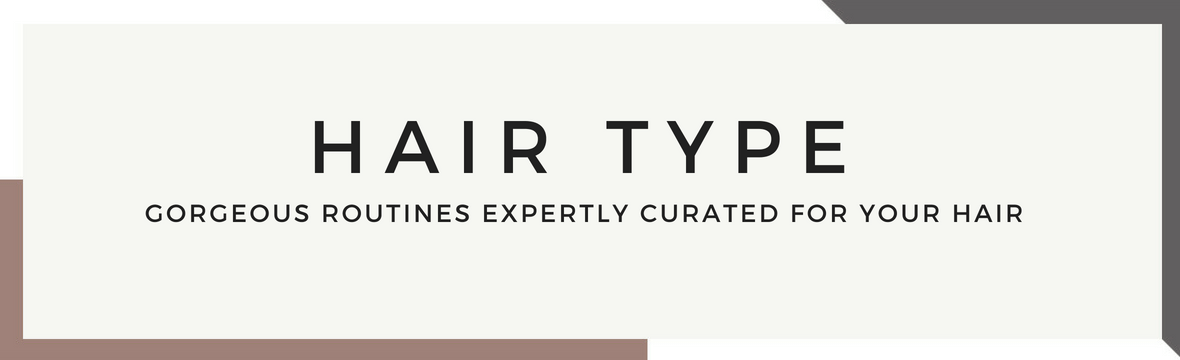 Shop by hair type