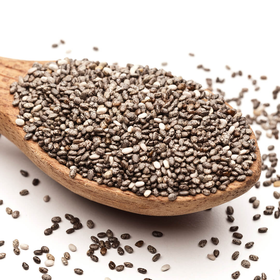 Chia Seed Oil for hair