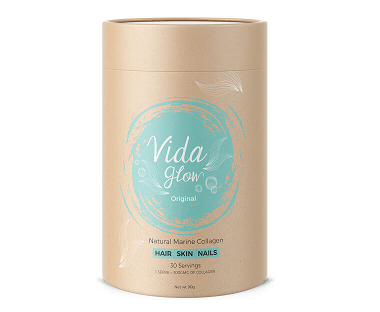 Vida Glow Collagen Supplement Sachets