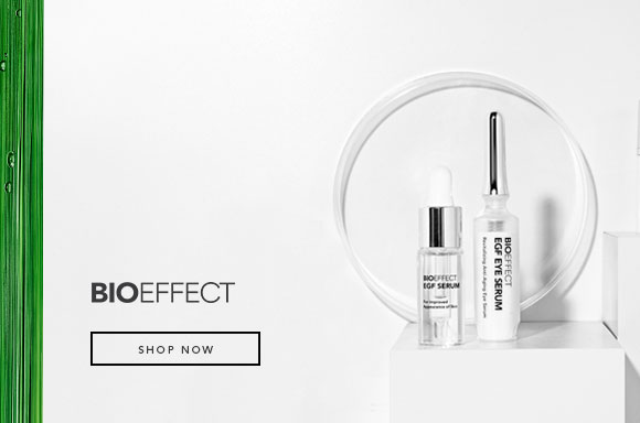 Bioeffect product range
