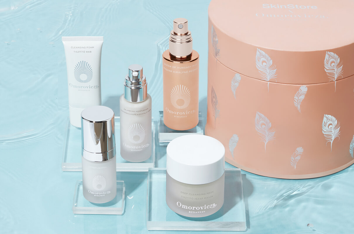 Omorovicza Limited Edition Box - Worth over $263 - Pre-Order Now