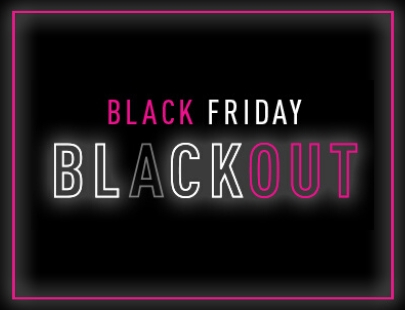 Black Friday Blackout