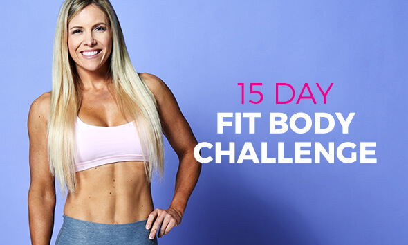 Fit Body Challenge 15 Jours