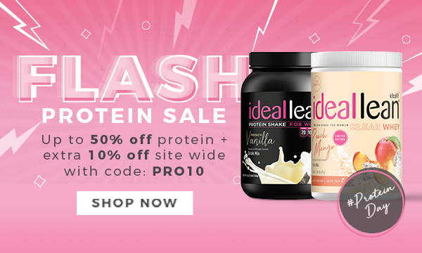 Protein sale! Up to 50% off proteins + extra 10% off everything with code: PRO10