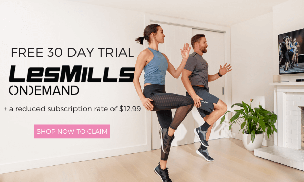 Free Les Mills On Demand 30 Day Trial