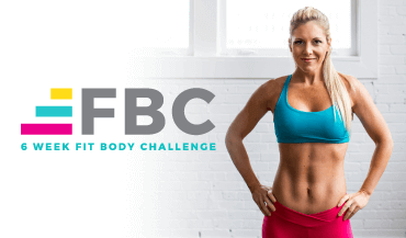 Trainer Lindsey's 6 Week Fit Body Challenge