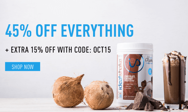 45% off + extra 15% off | use code: OCT15