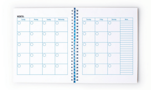 Monthly/Weekly Planning