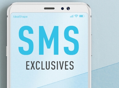 SMS Exclusives - offers that you won't find anywhere else. Direct to your phone
