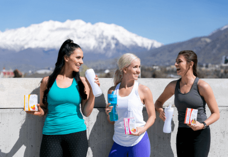 IdealBoost Weight Loss Drinks