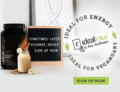 Vegan Challenge Sign Up