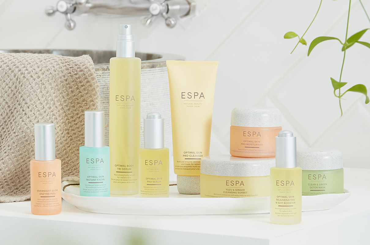 Discover highly effective skincare products that are expertly formulated to contain the purest, natural ingredients with ESPA. Now including their newest Active Nutrient Innovations.
