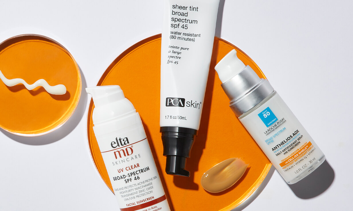 25% off SPF & Vitamin C Products