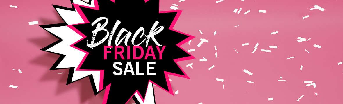 GLOSSY Black Friday SALE