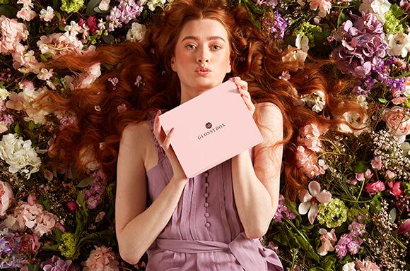 GLOSSYBOX im april blossom Edition