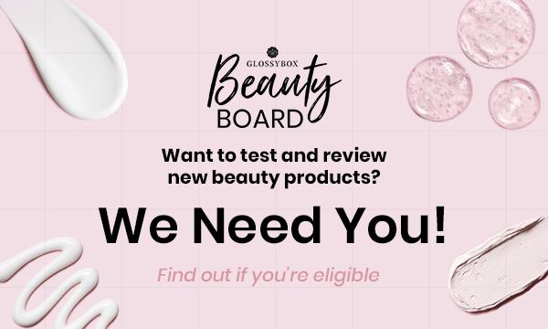 GLOSSYBOX Beauty Board