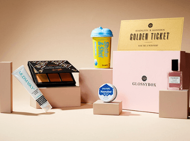 Glossybox The Best Monthly Beauty Box Subscription