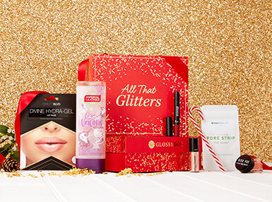 DECEMBER'S ALL THAT GLITTERS BOX