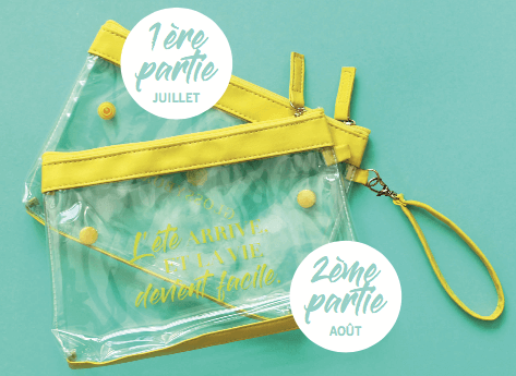 VOTRE SUMMER BAG PARTIES 1 & 2
