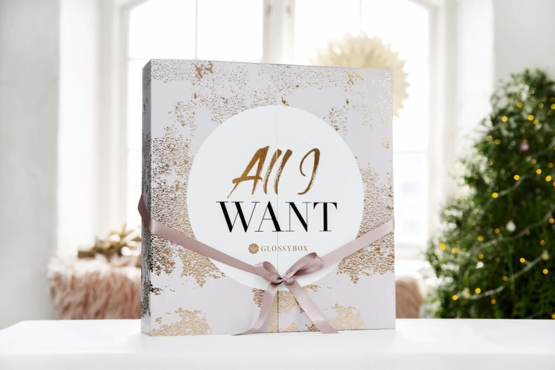 THE ULTIMATE BEAUTY ADVENT CALENDAR
