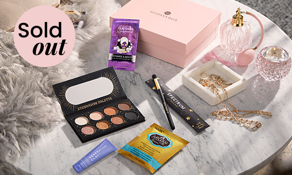 GLOSSYBOX November 2020 Makeup and Magic Edit
