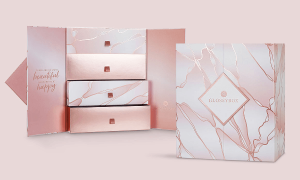 GLOSSYBOX Adventskalender 2020 Bundle