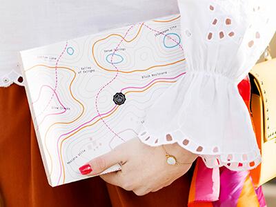 Maj - The Map box