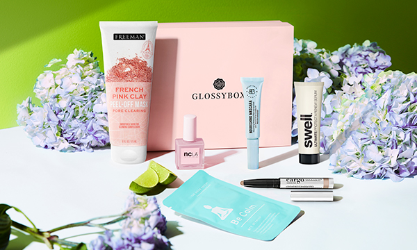 GLOSSYBOX April Box