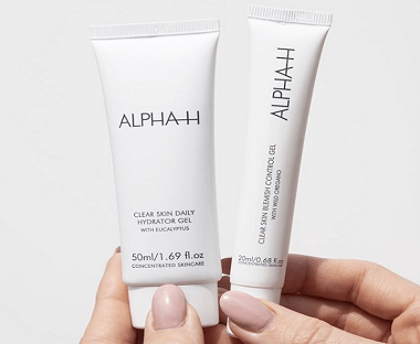 <b>ALPHA-H </B>