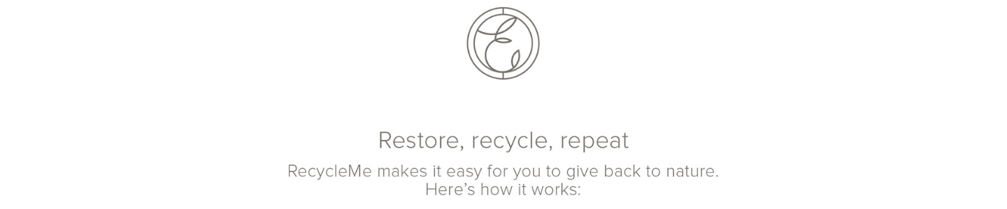 Restore, Recycle, repeat