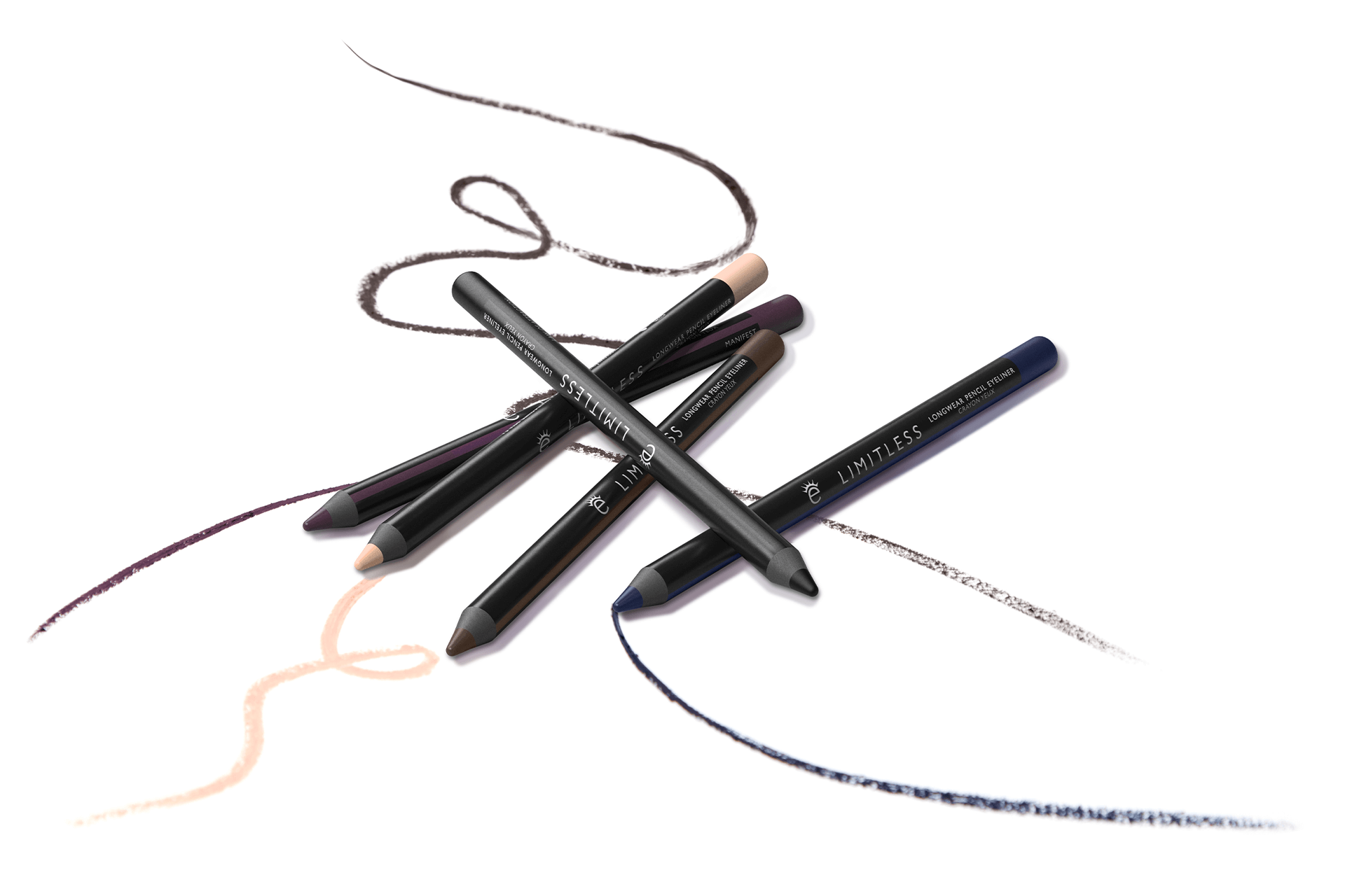 Introducing our Limitless Eyeliners
