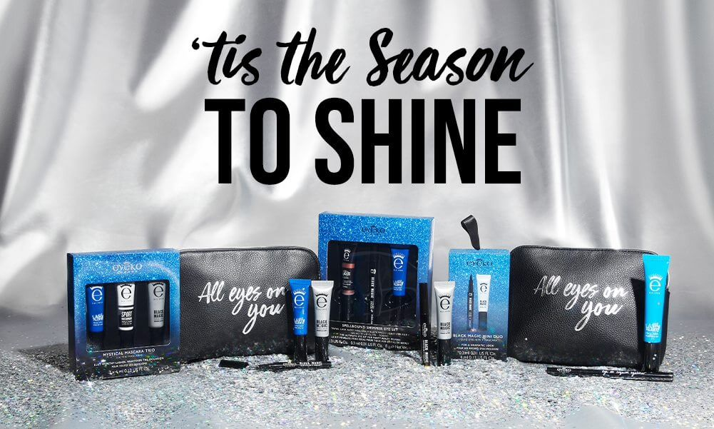 Buy any 2 Christmas gift sets and receive a full-size Eye Do Eyeliner for yourself with code: MAGIC