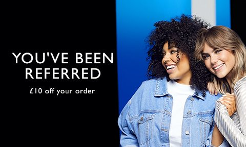 Refer a friend and receive £10 off your order!