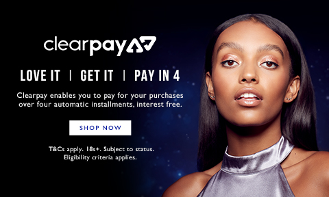 Clearpay, 4 easy payments
