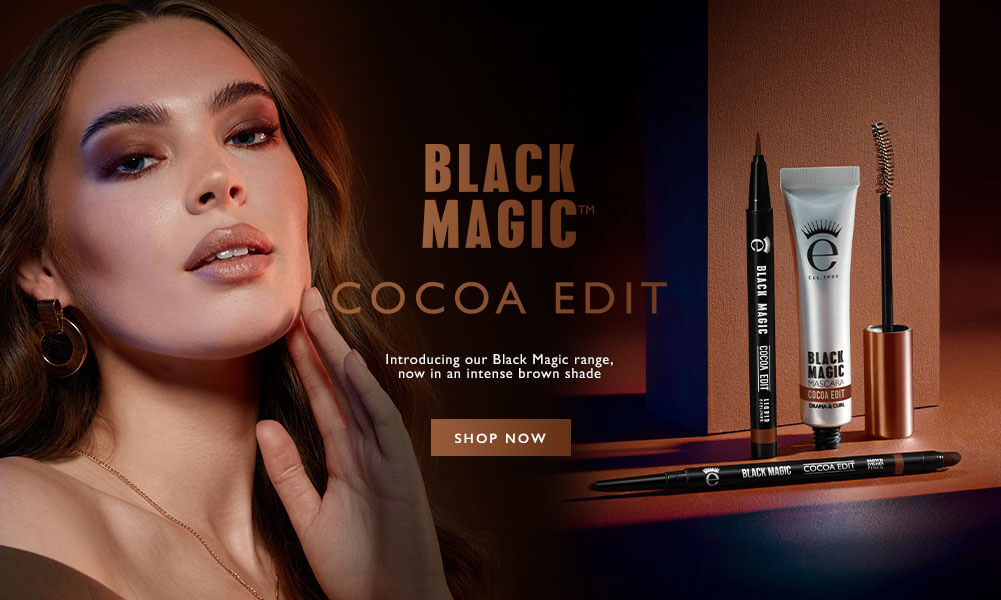 Cocoa Edit Range - New products in shade brown