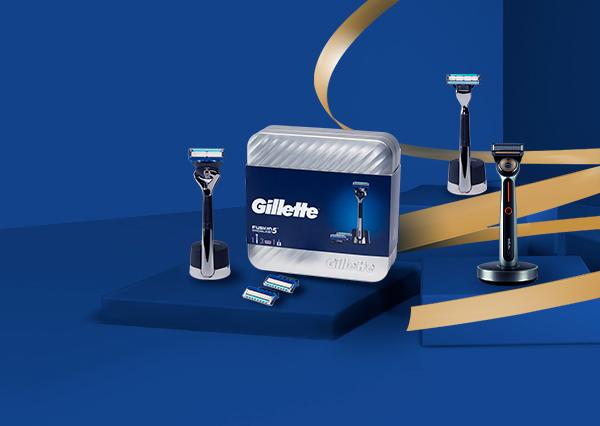 MyGillette Personalisierter Rasierer