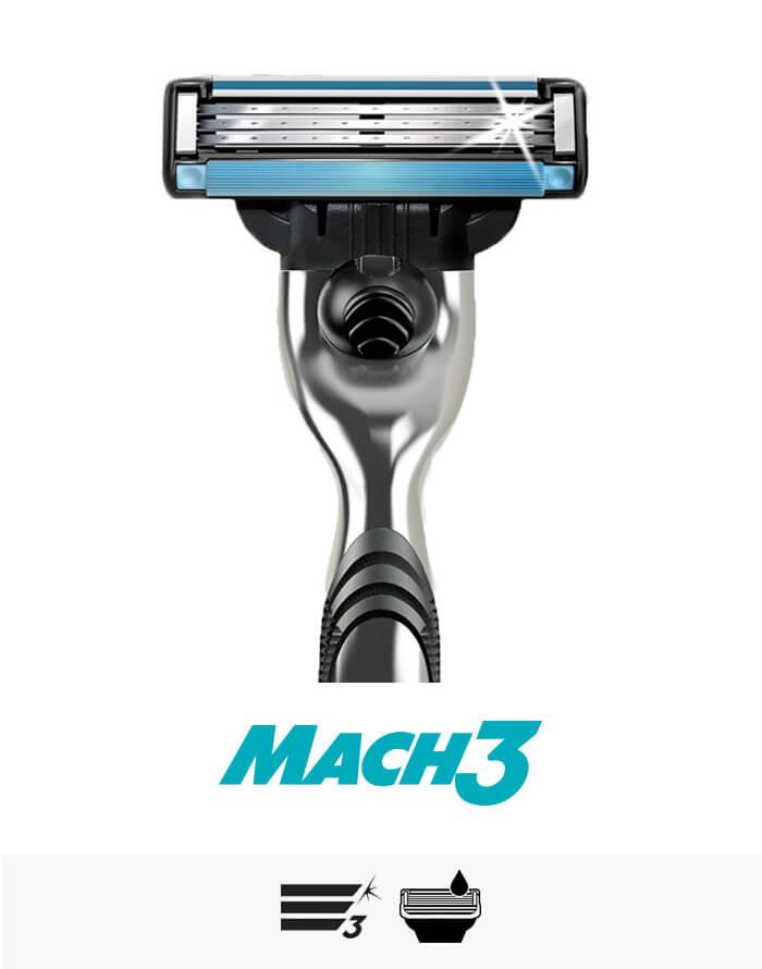 Gillette Mach3 razor