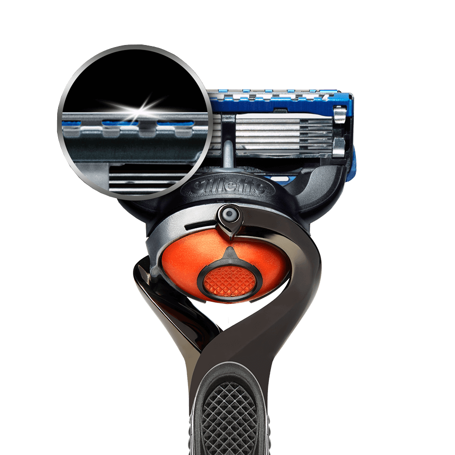 Gillette Fusion5 Proglide improved precision trimmer.